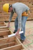 Construction Man Stock Photography