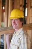 Construction Man royalty free stock photography