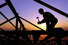 Construction. Royalty Free Stock Images