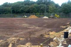 The construction mashines Royalty Free Stock Photo
