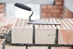 Construction mason equipment Stock Photo