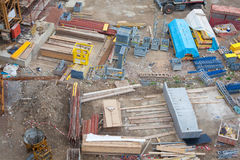 Construction material Royalty Free Stock Images