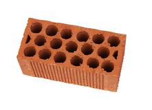Construction Material a brick Stock Images