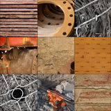 Construction materials Royalty Free Stock Photography