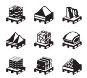 Construction materials Royalty Free Stock Photos
