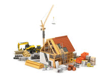 Construction materials. Stock Photo
