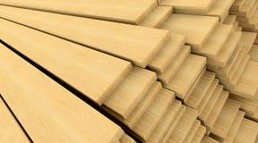 Construction materials wood Royalty Free Stock Photos
