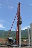 Construction mécanique Image stock