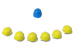 Construction meeting Royalty Free Stock Photography