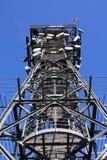 construction metal transmitter Στοκ φωτογραφίες με δικαίωμα ελεύθερης χρήσης