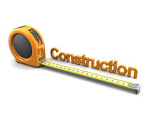 Construction meter Stock Photography