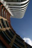 Construction moderne à Londres Photos libres de droits