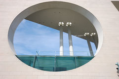 Construction moderne photo libre de droits