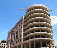 Construction moderne Image stock