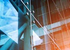 Construction moderne Photo stock