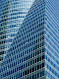 Construction moderne d'architecture Photos libres de droits
