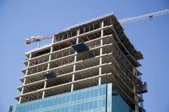 Construction moderne de bureau Photos libres de droits