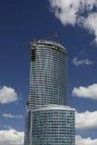 Construction moderne de busines Photo stock