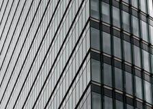 Construction moderne et hublots se reflétants, Berlin Image libre de droits