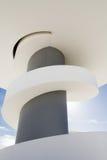 Construction moderne et initiale de formes Photo libre de droits