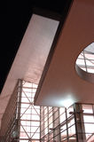 Construction moderne la nuit 22 Photo stock