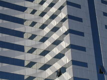 Construction moderne - Porto Alegre - Brésil photos libres de droits