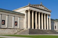Construction néoclassique à Munich, Allemagne photo libre de droits