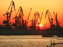 Construction navale Photographie stock
