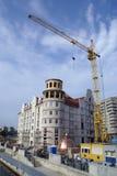 Construction neuve Images libres de droits