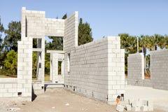 Construction: New Home Stock Photos