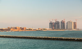Construction new homes in Budaiya Bahrain Royalty Free Stock Images