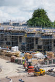 Construction of New Housing in England Stock Photos