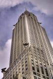 Construction New York de Chrysler Photos stock