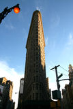 Construction New York de Flatiron Image libre de droits