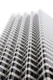 Construction noire et blanche Photos libres de droits