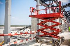 Free Construction Of Premises Stock Image - 74926671
