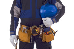 Construction outfit Stock Images
