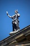 Construction Oxford de Muse Clarendon Photo libre de droits
