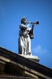 Construction Oxford de Muse Clarendon Image libre de droits