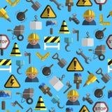 Construction pattern Stock Image