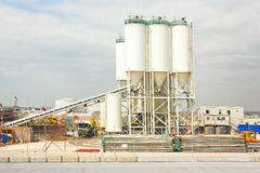 Construction plant Stock Photography