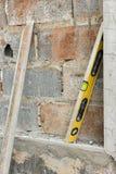 Construction Plaster Tool Royalty Free Stock Photo