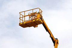 Construction platform Stock Photos