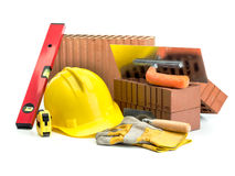 Construction props Royalty Free Stock Photos