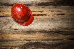 Construction protective hard hat Royalty Free Stock Photo