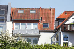 Construction résidentielle Photos libres de droits