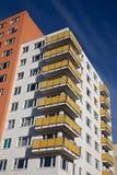 Construction résidentielle neuve Photographie stock
