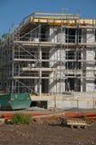 construction renforcement haut Photo stock