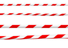 Construction ribbon Stock Photos