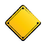 Construction road sign. Icon  illustration graphic design Royalty Free Stock Photos